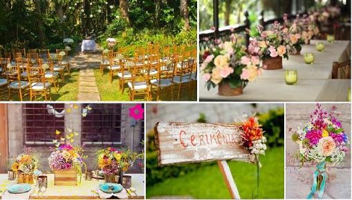 Decoração de Casamento Hippie: Dicas e Fotos