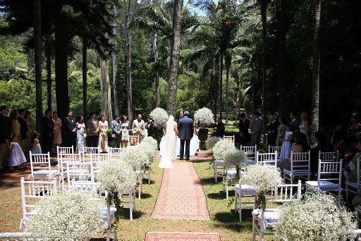 Decoração de Casamento na Fazenda