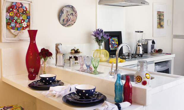 decoracao cozinha dicas:Decoração de Cozinha com Quadros, Dicas e Fotos