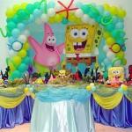 decoracao-de-festa-Bob-Esponja