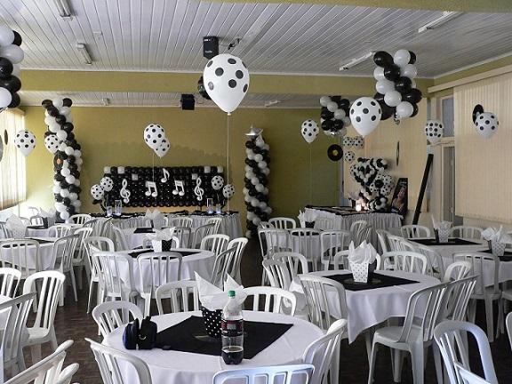Decoração de Festa Anos 60 – Dicas de Decoração, Convites, Bolos, Fotos