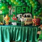 decoracao-de-festa-tema-Ben-10