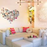 decoracao-de-paredes-com-fotos
