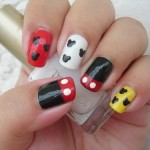 decoracao-de-unhas-com-Mickey-Mouse-7