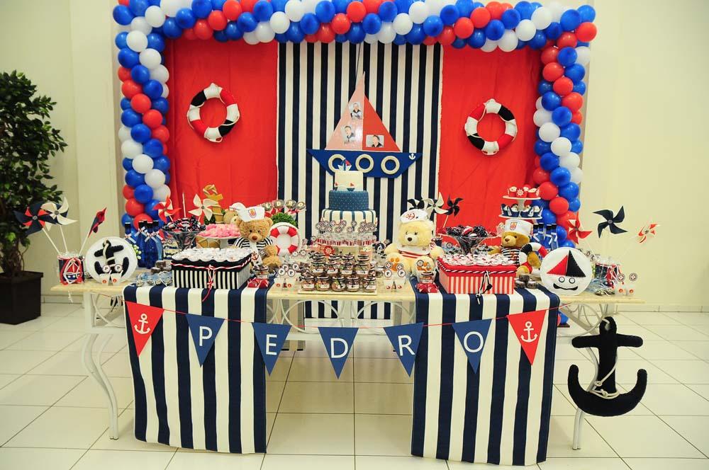 Decorao estilo marinheiro para festa infantil dicas modelos thecheapjerseys Gallery