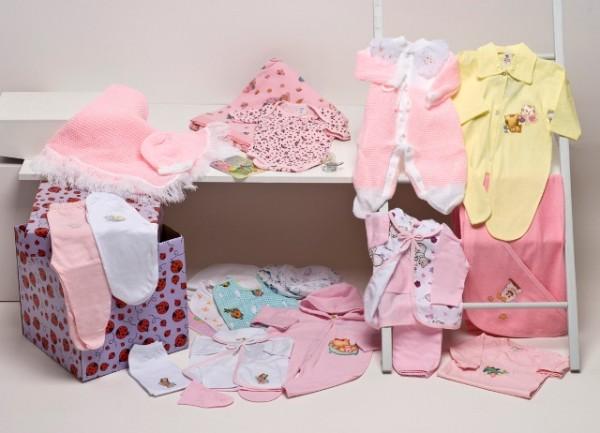 Dicas de como Montar um Enxoval de Bebê