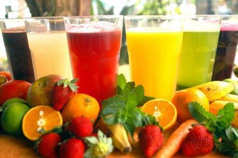 Dicas de Sucos para Acelerar o Metabolismo