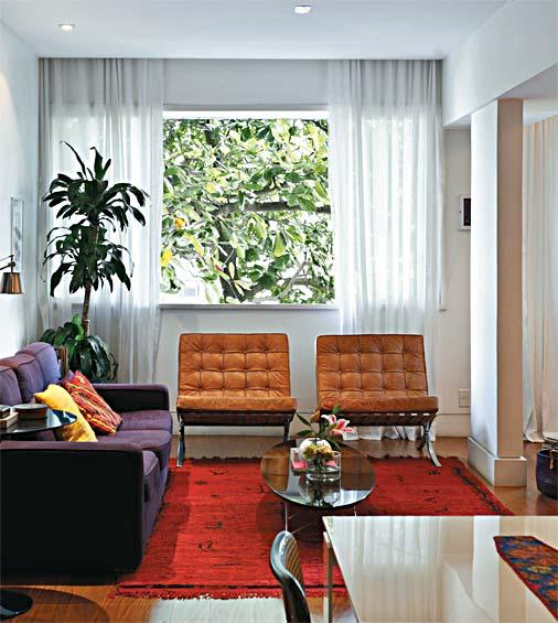 Como decorar uma sala pequena - Decorar casas pequenas ...