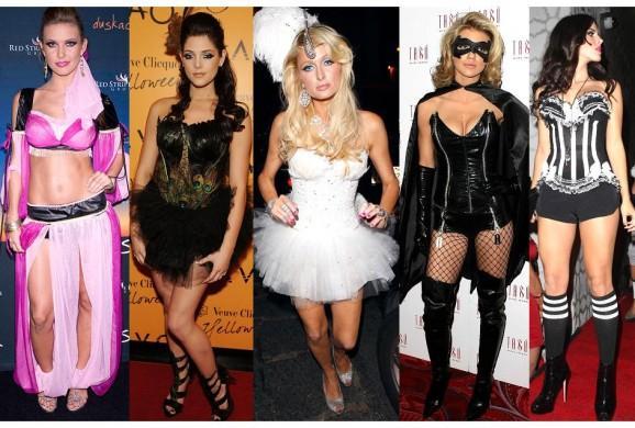 Fantasias para Festas de Halloween – Fotos e Modelos