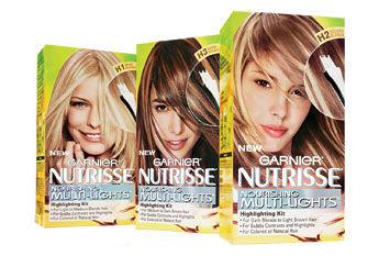 Garnier Nutrisse Cores