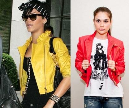 Jaquetas de Couro Inverno 2012 – Dicas e Fotos