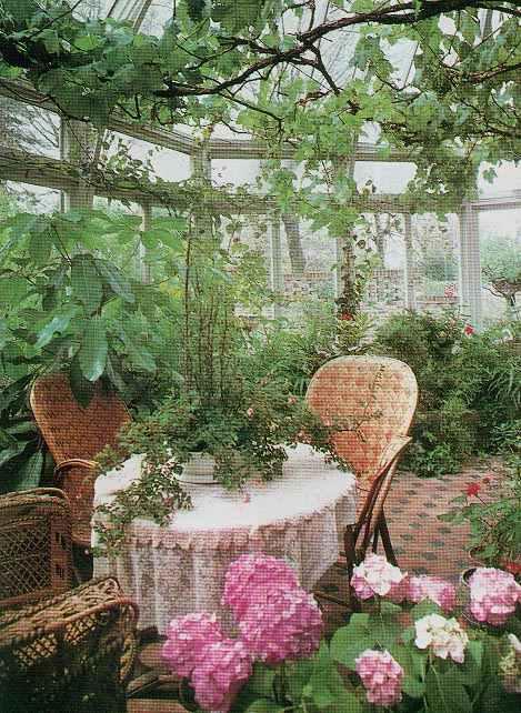 Decoração de Jardins de Inverno – Fotos e Modelos