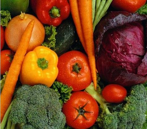 Lista com Alimentos Ricos em Betacaroteno
