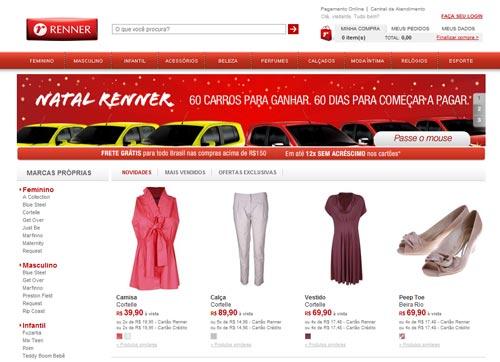Ofertas Lojas Renner – www.lojasrenner.com.br