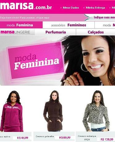 Melhores Lojas Online de Roupas Femininas