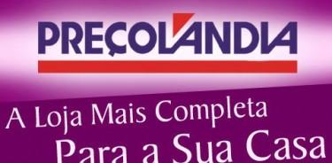 Site Lojas Preçolandia – www.precolandia.com.br