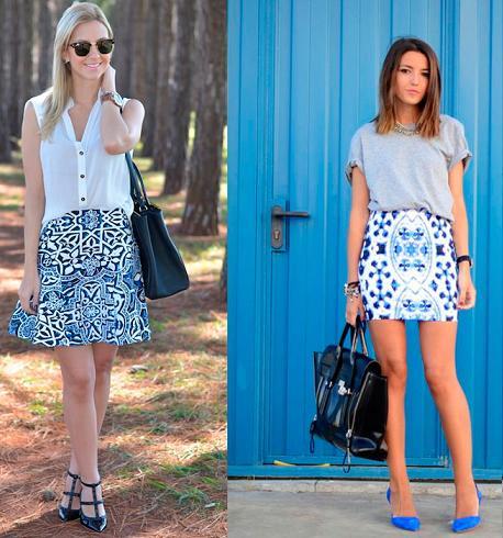Looks Verão 2014: Tendências, Modelos
