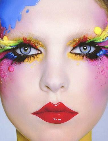 Maquiagem Carnaval 2012 – Dicas e Modelos
