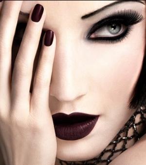 Maquiagem Escura – Dicas e Fotos