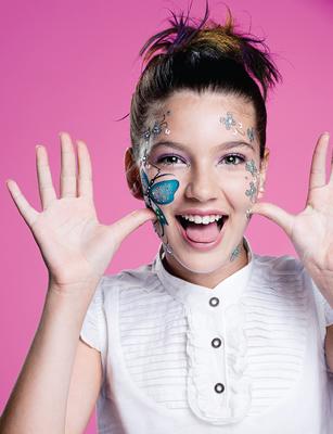 Maquiagem Infantil para Carnaval – Fotos, Como Fazer