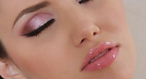 Maquiagem Romântica Moda 2014 – Tendências, Fotos