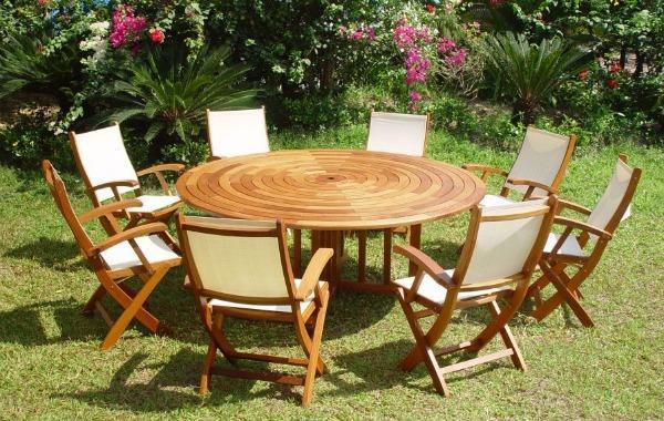 Mesas para Jardim: Modelos, Fotos