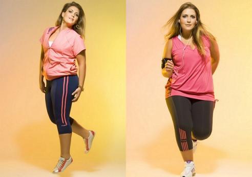 Moda Fitness Plus Size 2013