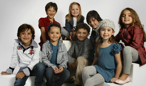Tendência Moda Infantil 2012