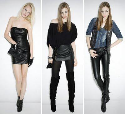 Moda Rock Feminina 2012 – Dicas e Fotos