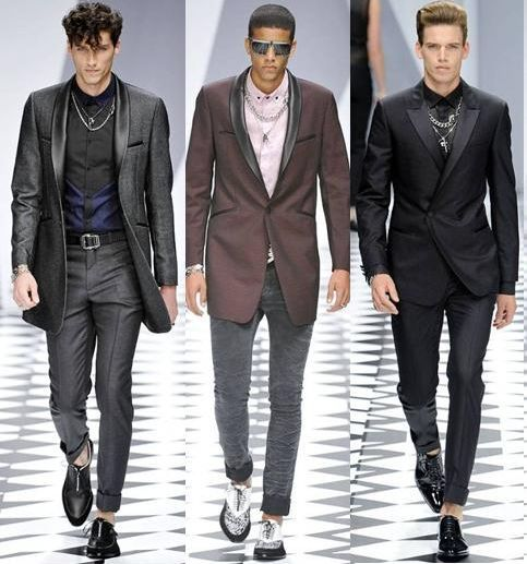 Moda Social Masculina 2012 – Tendências e fotos