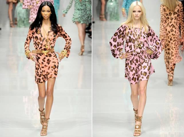 108b0243c Moda Vestidos Estampados e Curtos - Tendências 2013