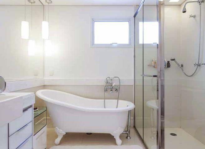 Modelos de banheiras para apartamentos pequenos for Modelos de apartamentos pequenos