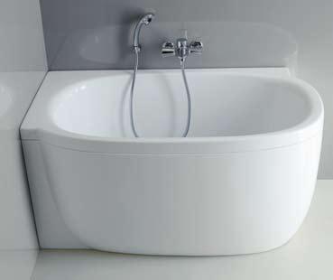modelos de banheiras para apartamentos pequenos