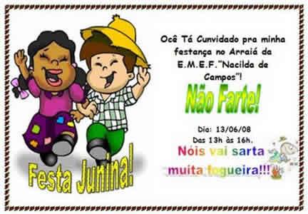 Frases Caipiras Engraçadas Para Festa Junina Imagui