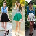 modelos-de-saias-rodadas-curta-moda-2014-4