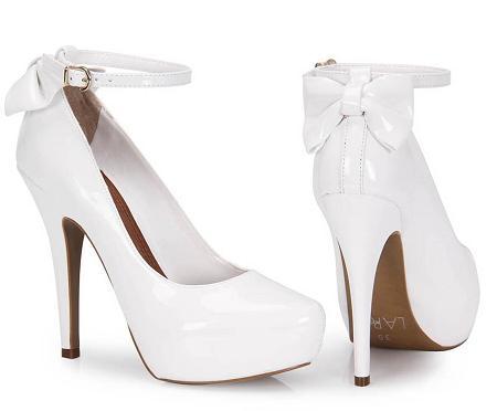 Modelos de Scarpin Branco: Fotos, Dicas