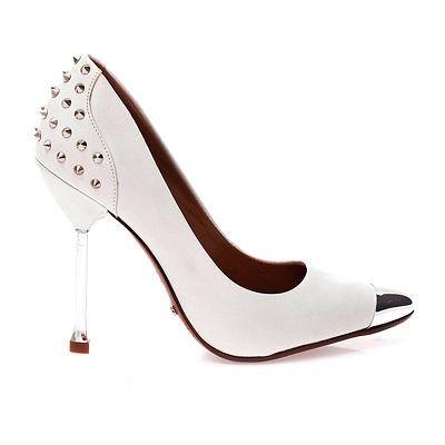 Modelos de Scarpin Branco: Tendências 2014
