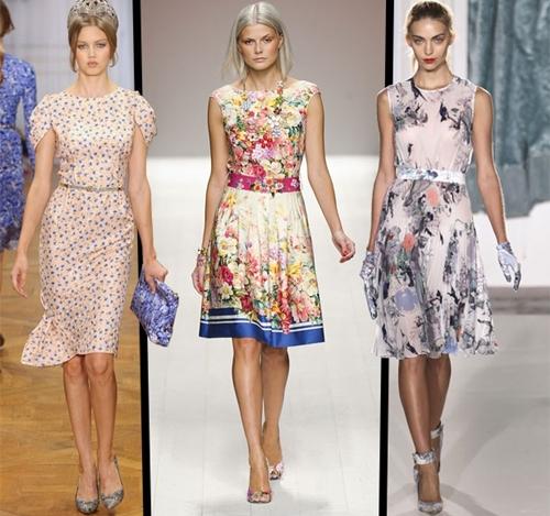 Modelos de Vestidos Retos Moda 2014
