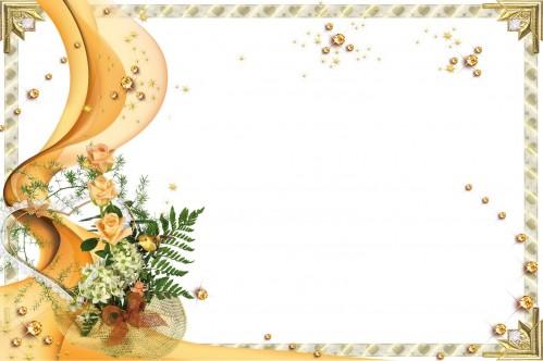 Molduras e Bordas Decorativas para Enfeitar Cartas de Aniversários