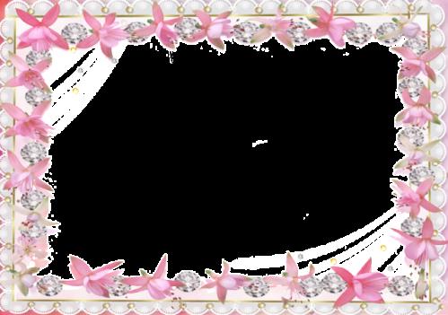 Molduras e bordas decorativas para enfeitar cartas de anivers rios - Molduras decorativas pared ...