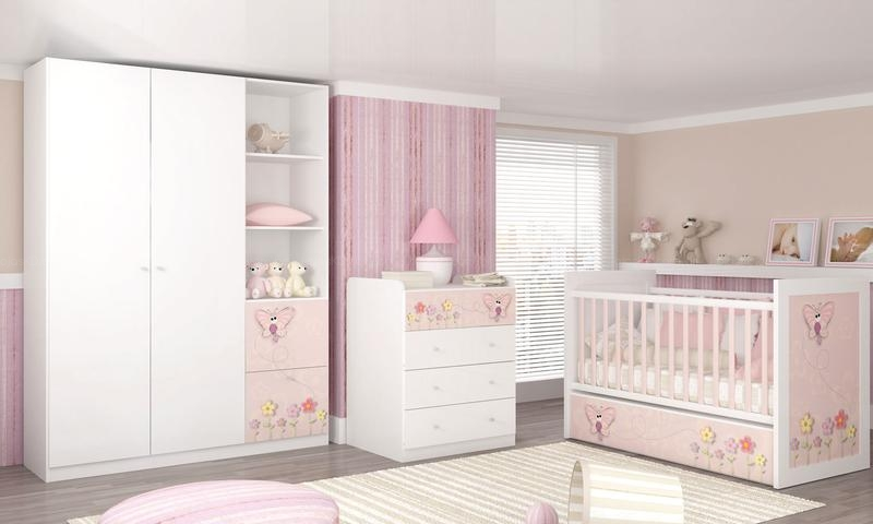 Móveis Planejados para Quarto de Bebê Guia Saúde ~ Quarto Planejado De Bebe