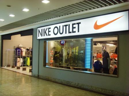 Lojas Nike Outlet