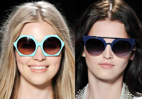 Óculos de Sol Personalizados: Tendências 2013