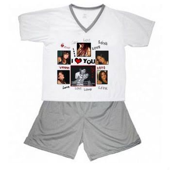 Pijamas Personalizados, Dicas e Fotos