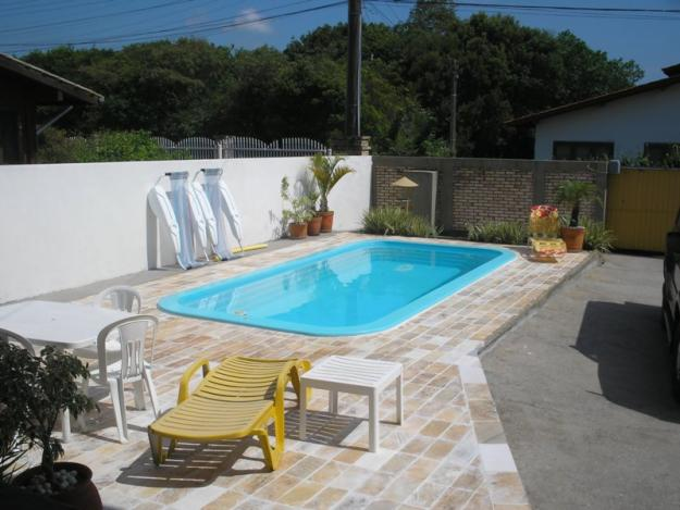 Piscinas pequenas para casas fotos e modelos for Fotos piscinas pequenas