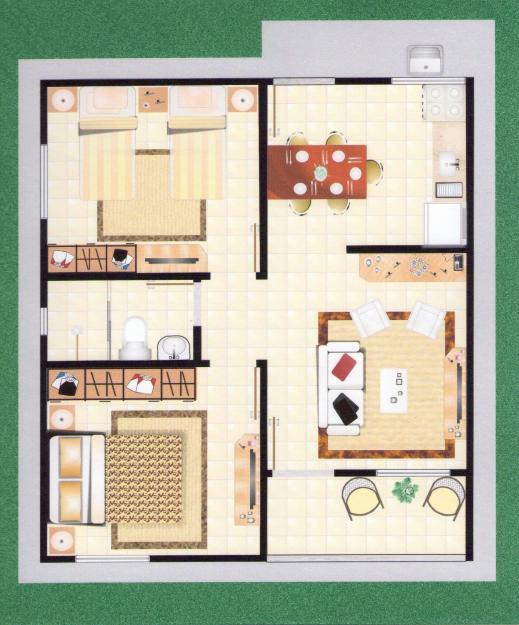 Plantas de casas para construir dicas e modelos for Modelos de casa para construccion