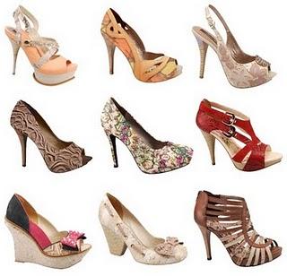 Prego Calçados Coleção 2014