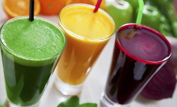 Receitas de Sucos Antioxidantes Verão 2014