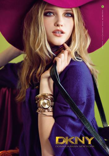 Relógios Donna Karan Coleção 2012