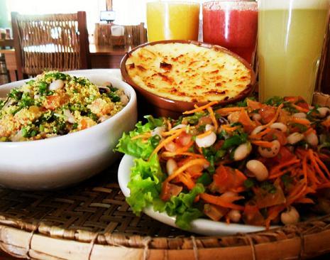 Dicas de Restaurantes Vegetarianos em São Paulo